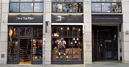 Germany Berlin Flagship Store