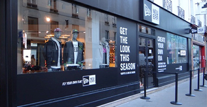 France Paris Flagship Store