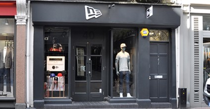 Boutique phare de Londres