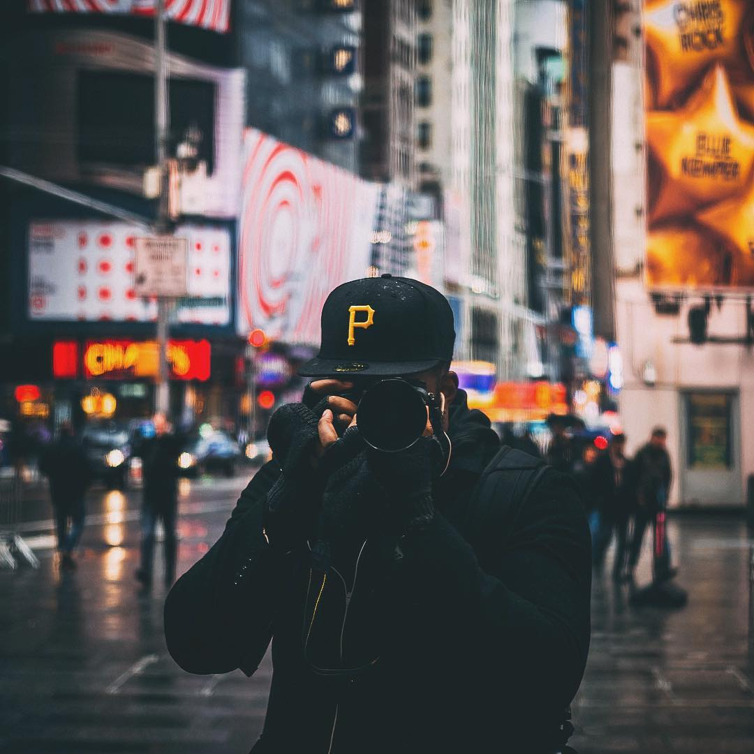 New Era Pittsburgh Black 59FIFTY Fitted