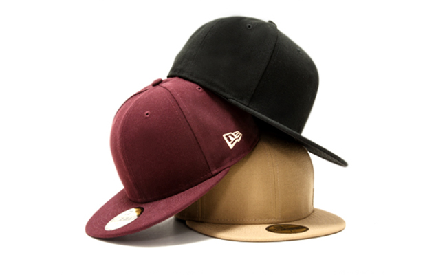 Shop exclusive caps only available at New Era