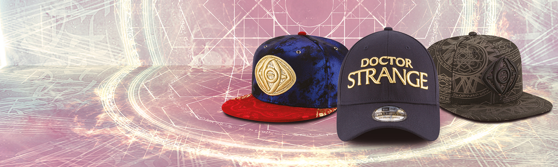 New Era Doctor Strange Collection