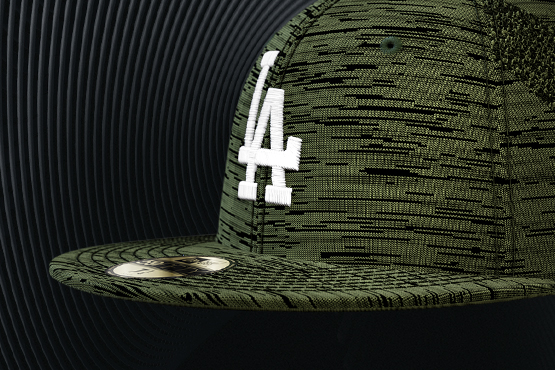 59FIFTY – LA Dodgers – Engineered Fit