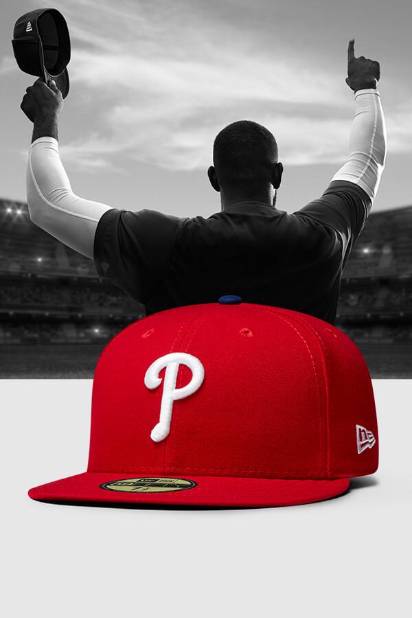 Chapeau ajusté New Era Philadelphia Phillies 59FIFTY