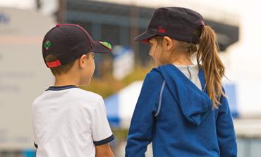 Scopri la nostra selezione di cappellini bambino di New Era