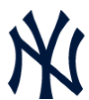 MLB New Era NY Yankees