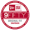 9FIFTY SNAPBACK Original Fit VISOR STICKER