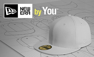 New Era By You Custom Designed 59FIFTY et 9FIFTY