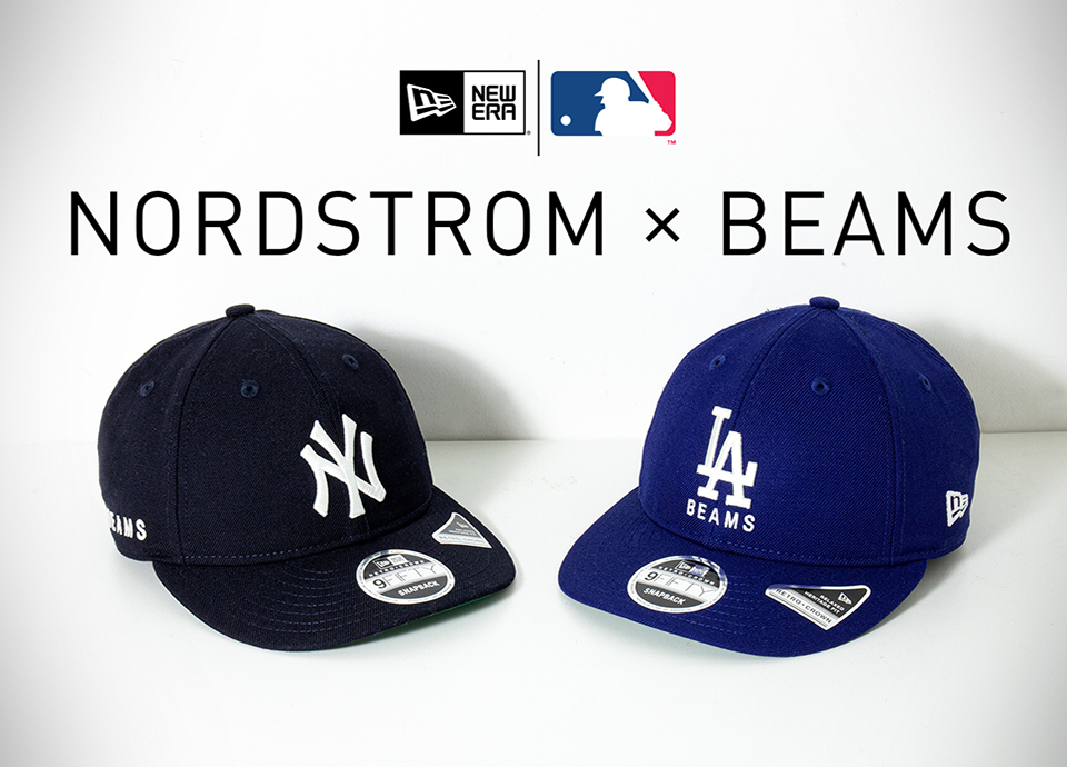 Shop Now Nordstrom X Beams X MLB
