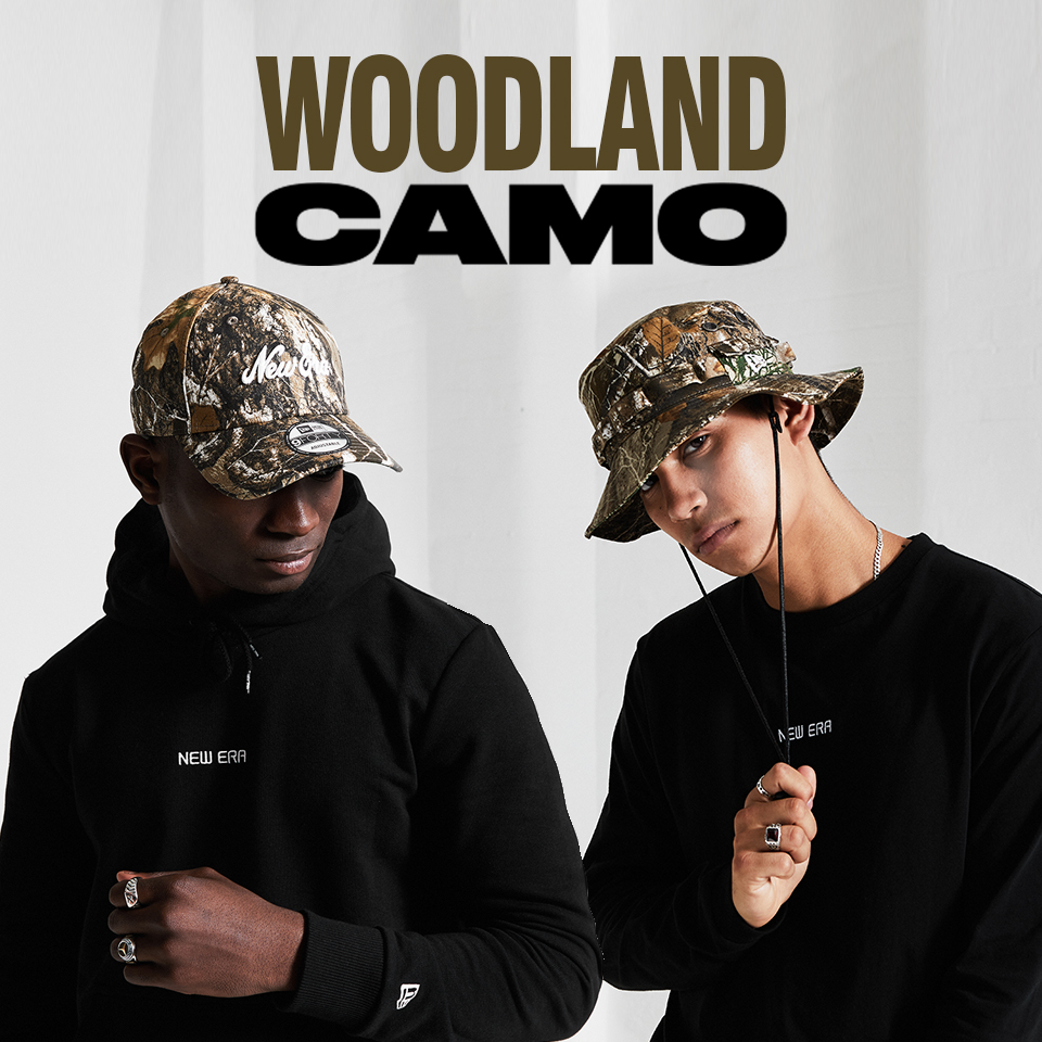 The Woodland Camo Pack