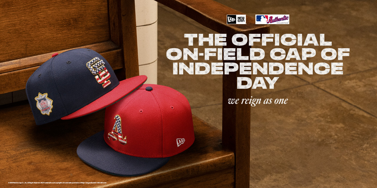 cheap for discount a0b4e c1215 MLB 4th July Collection
