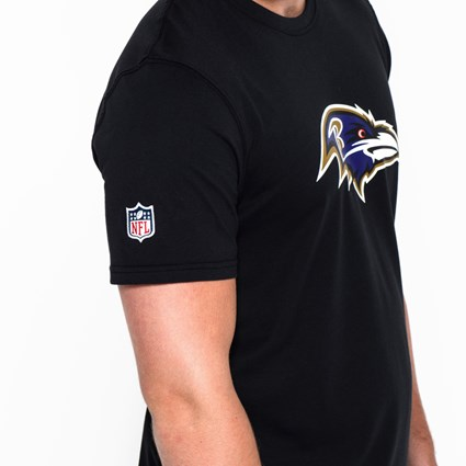 Baltimore Ravens Team Logo Tee