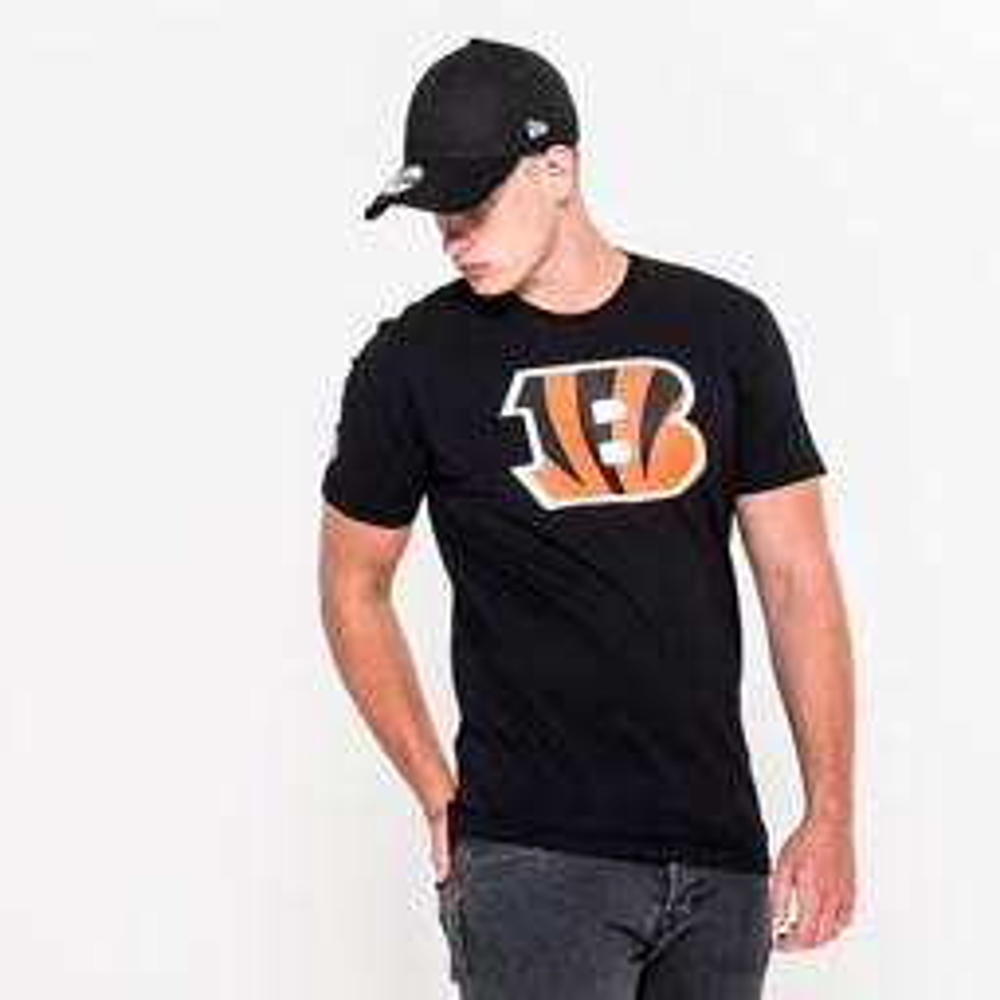 T-shirt Cincinnati Bengals avec logo de l'équipe
