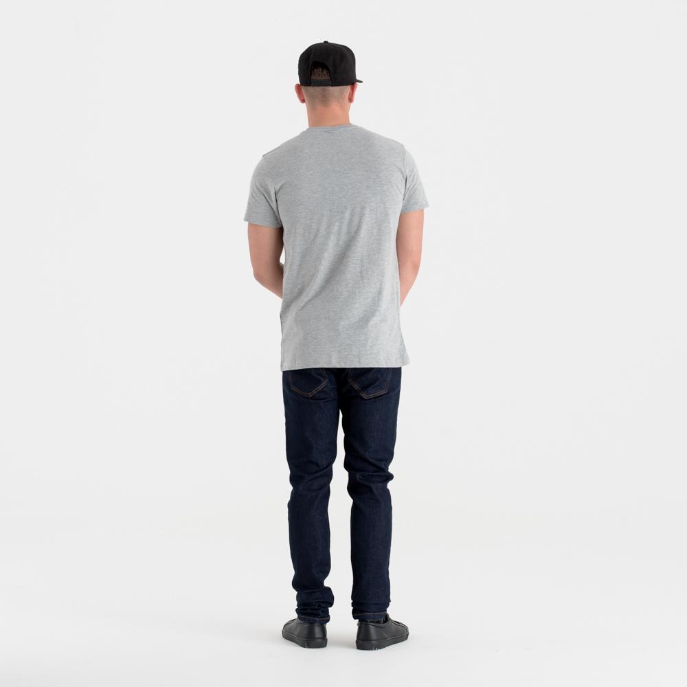 Dallas Cowboys – T-Shirt mit Teamlogo – Grau