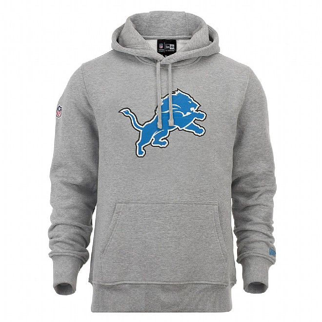 Detroit Lions Pullover Team Logo Hoodie