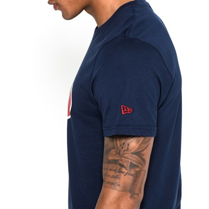 Houston Texans Team Logo Tee
