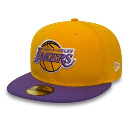 LA Lakers Essential Yellow 59FIFTY 816f00b0e4e0