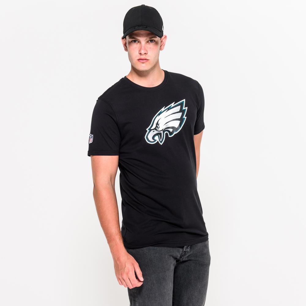 Philadelphia Eagles – T-Shirt mit Teamlogo