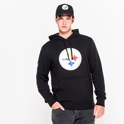 Pittsburgh Steelers Team Logo Pullover Hoodie