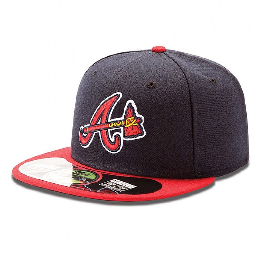 Atlanta Braves Authentic On-Field Alternate 59FIFTY
