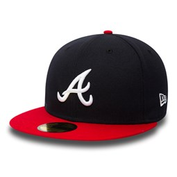 Atlanta Braves Home Team Structured 59FIFTY
