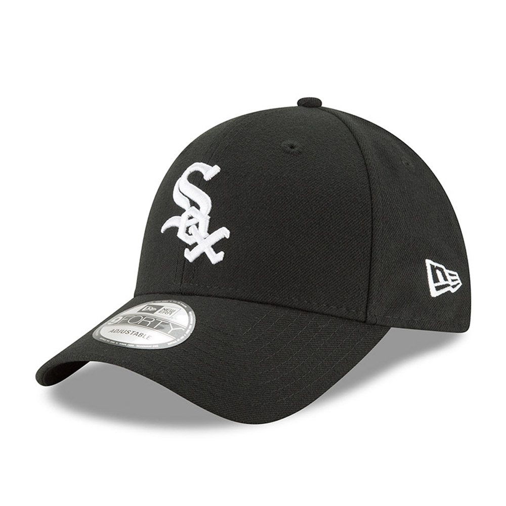 Cappellino 9FORTY The League dei Chicago White Sox nero