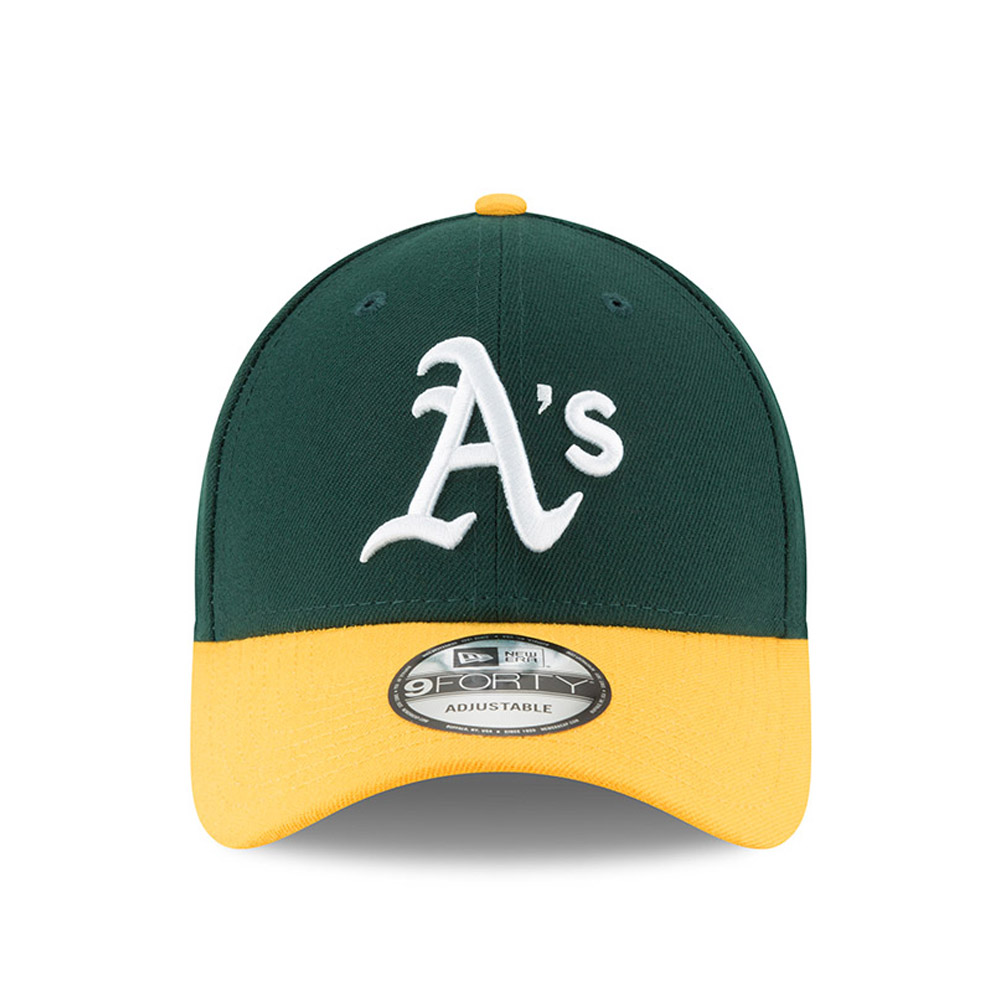 bae1a4ef3bb90 Oakland Athletics The League 9FORTY Oakland Athletics The League 9FORTY