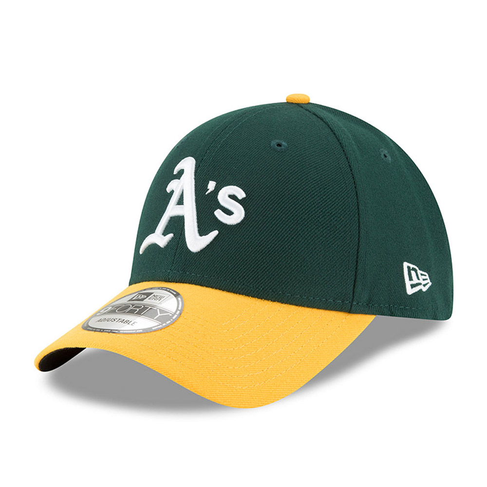 ba5b37343c42a Oakland Athletics The League 9FORTY