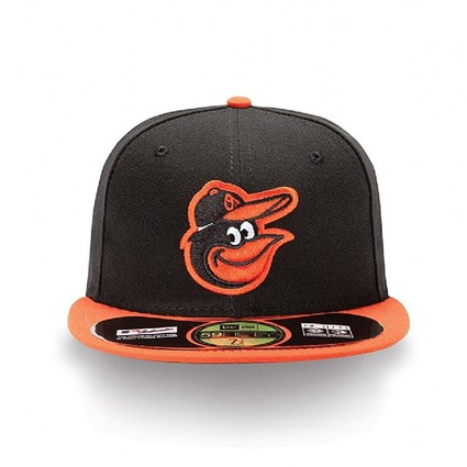 Baltimore Orioles Authentic On-Field Road 59FIFTY