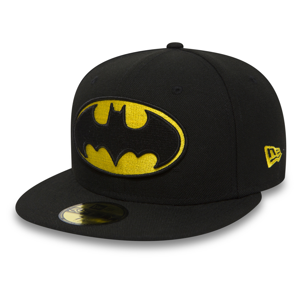 Batman Character Essential 59FIFTY, negro