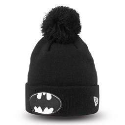 Batman Glow Cuff Kids Knit