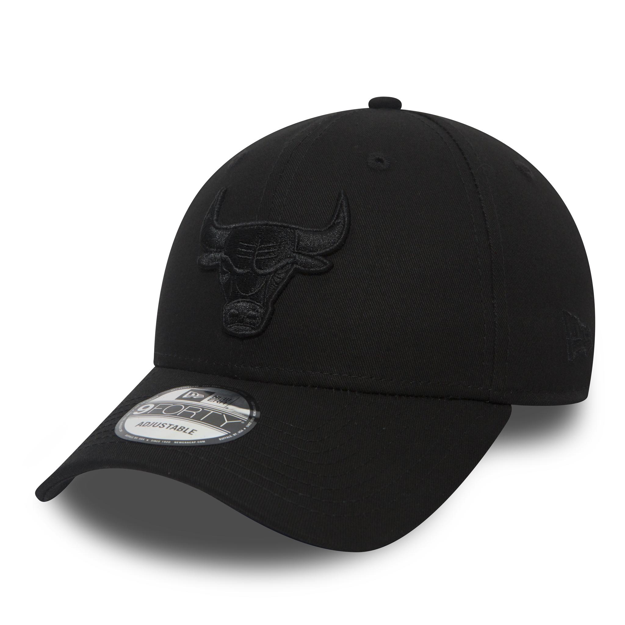 Chicago Bulls Black on Black 9FORTY