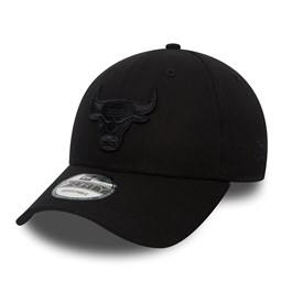 Chicago Bulls Black on Black 9FORTY