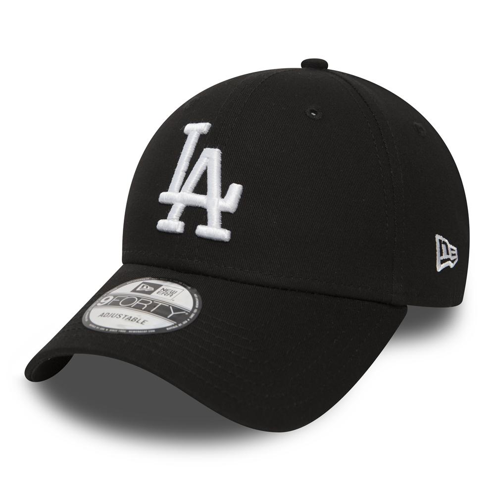 LA Dodgers Essential 9FORTY, negro