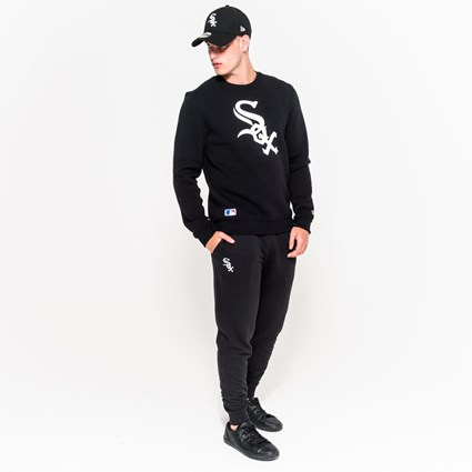 Chicago White Sox Team Black Crew Neck