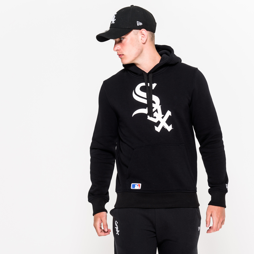 Chicago White Sox Team Black Pullover Hoodie