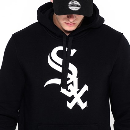 big sale 7dab4 f0afe Chicago White Sox Team Black Pullover Hoodie | New Era