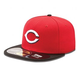 Cincinnati Reds Authentic On-Field Road 59FIFTY