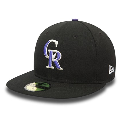 Colorado Rockies Game Team Structured 59FIFTY