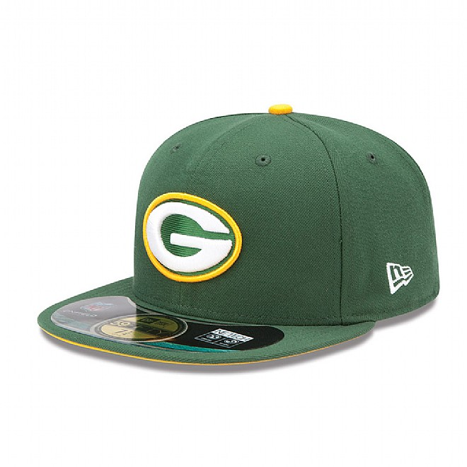 best service 0cbb2 82371 Green Bay Packers Authentic On-Field Game 59FIFTY