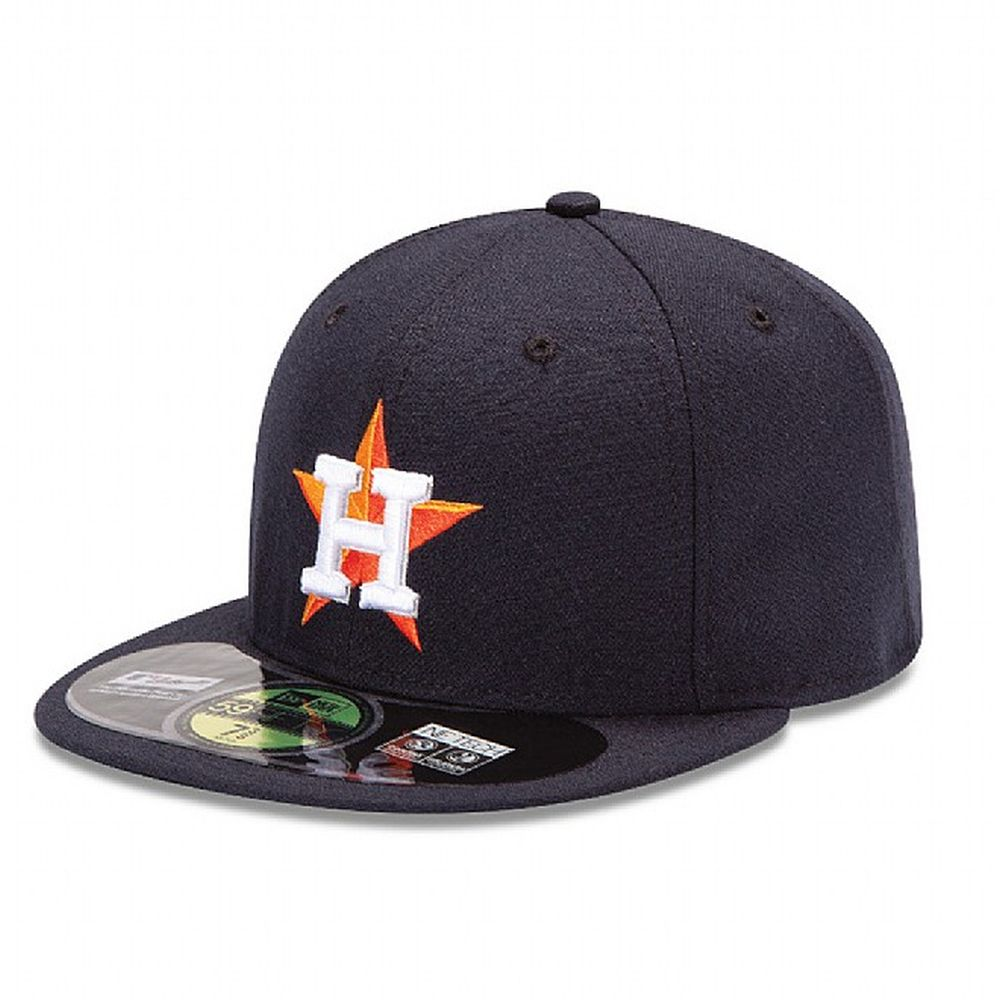 59FIFTY – Houston Astros Authentic On-Field Game