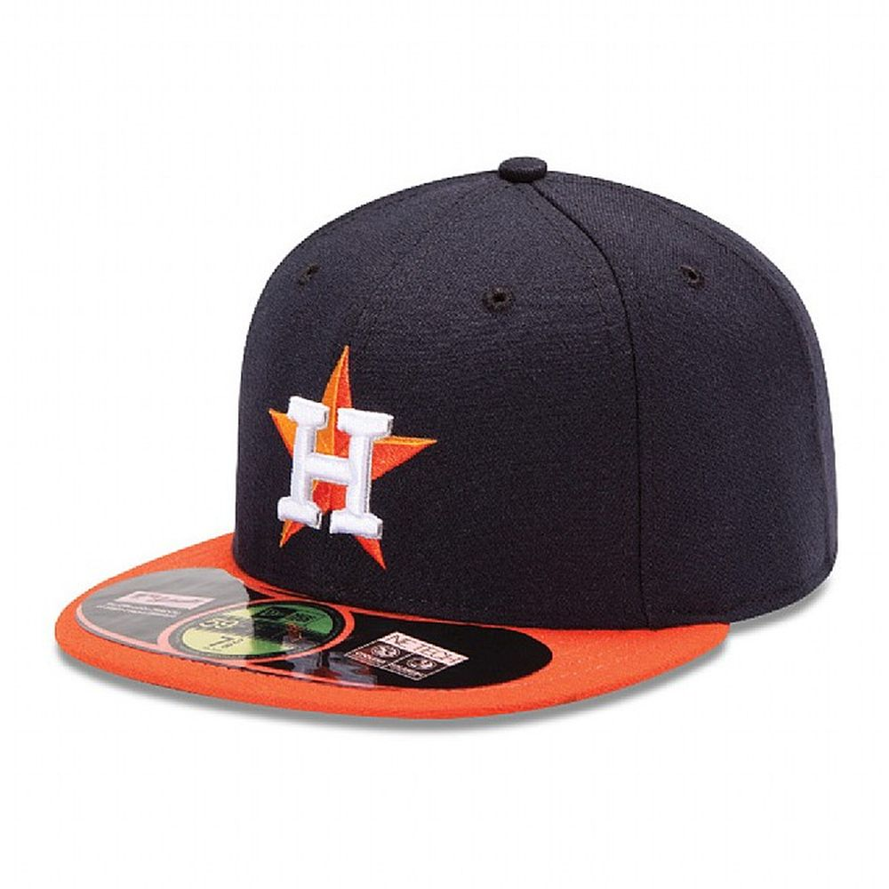 Houston Astros Authentic On-Field Road 59FIFTY f32fbacdd
