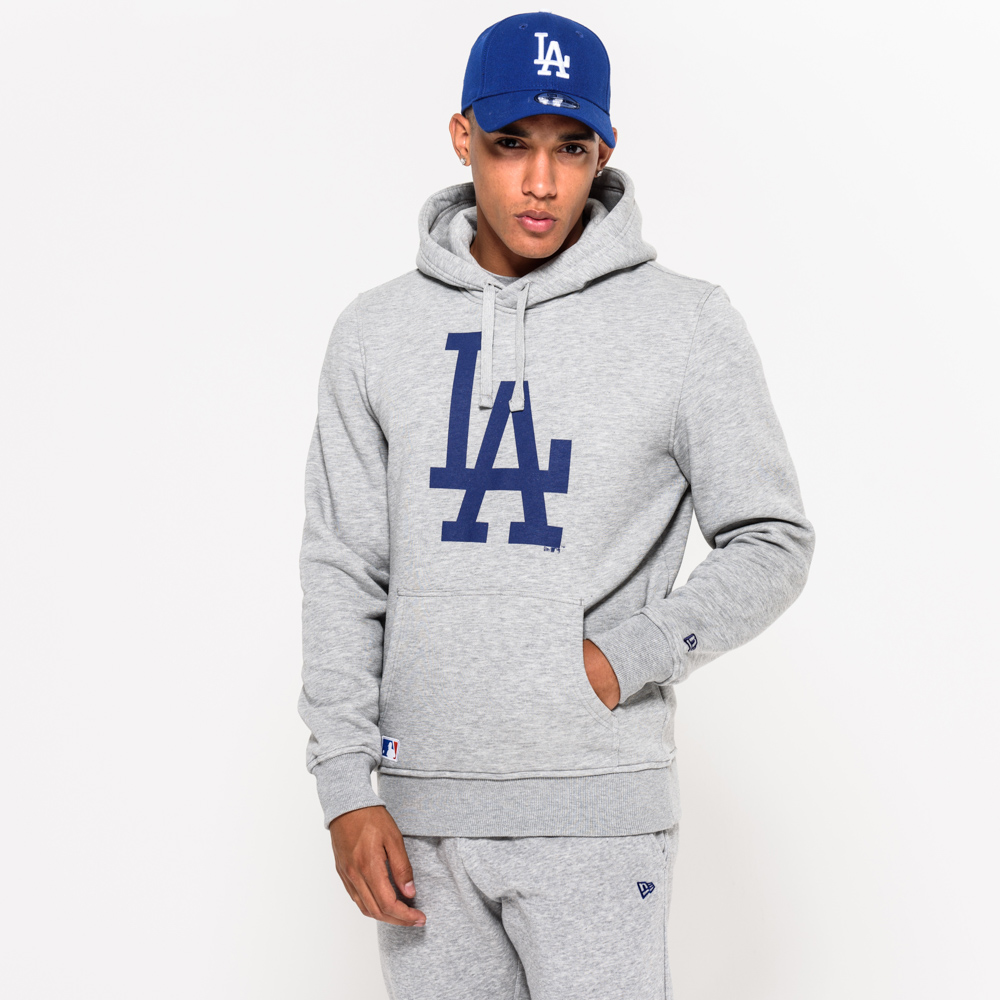 LA Dodgers – Grauer Hoodie