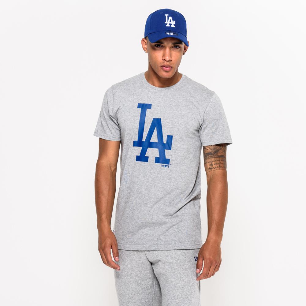 LA Dodgers – T-Shirt – Grau