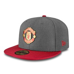 Manchester United Liquid Chrome 59FIFTY