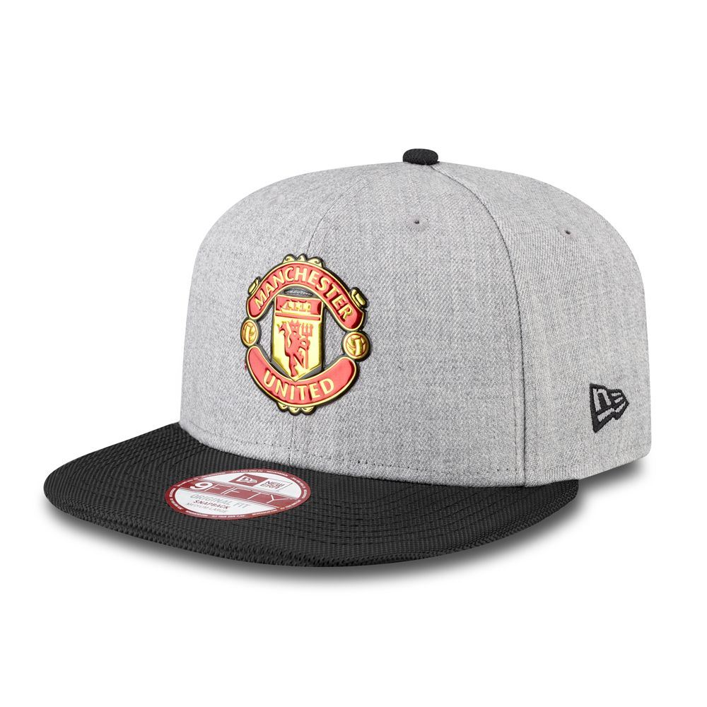 Manchester United Ballistic 9FIFTY Snapback