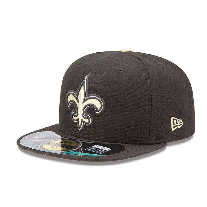 fd6127bdba2 New Orleans Saints Authentic On-Field Game 59FIFTY
