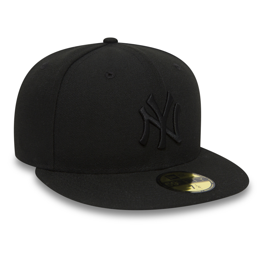 8bcc82d34dd get macys new york yankees hat kits 8c758 f5116  coupon code for ny yankees  black on black 59fifty ny yankees black on black 59fifty ce9e9