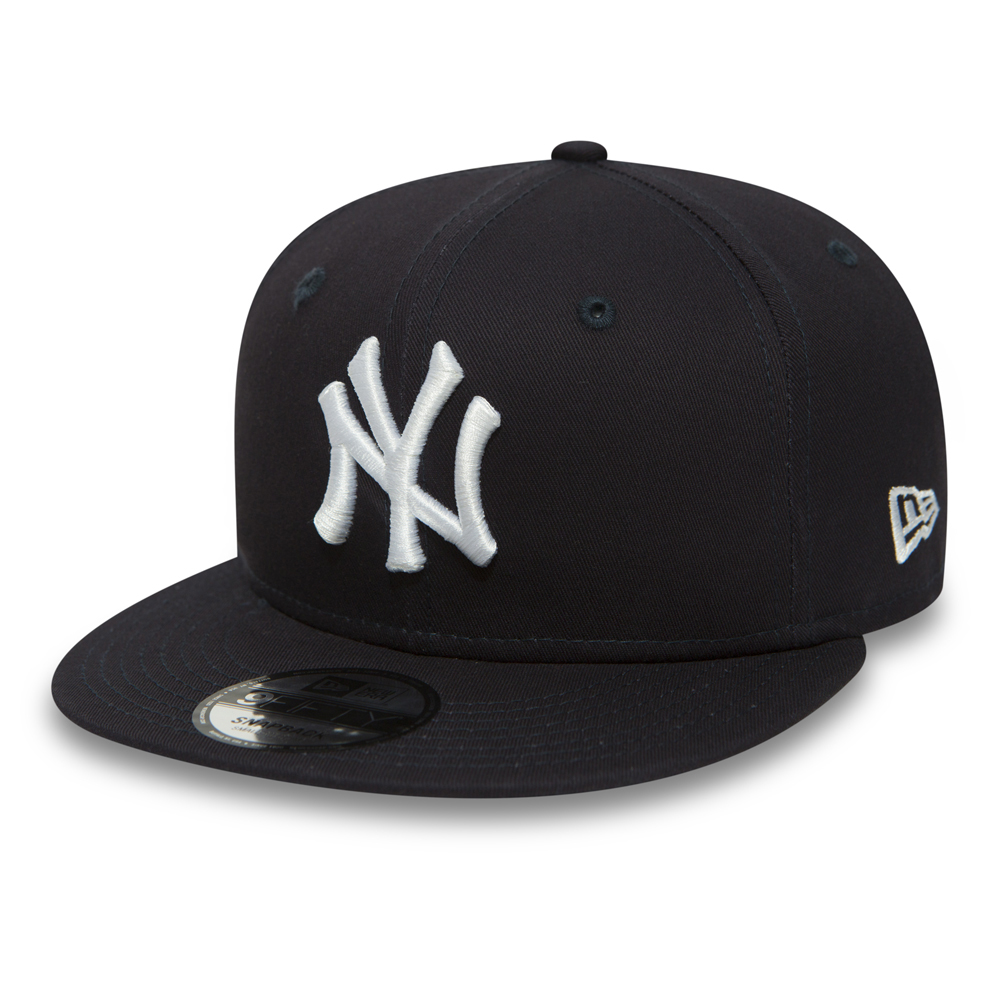 NY Yankees Essential 9FIFTY Snapback, azul marino