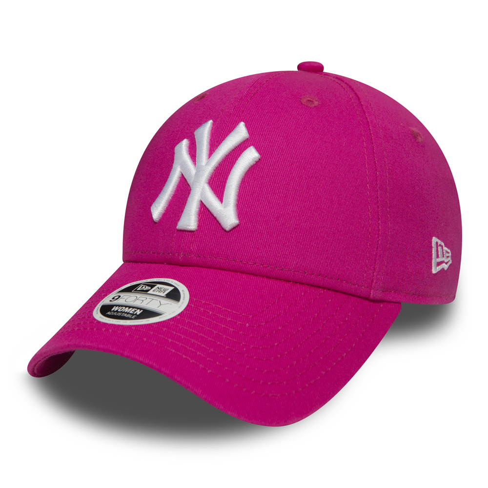 NY Yankees Fashion Essential Pink 9FORTY donna